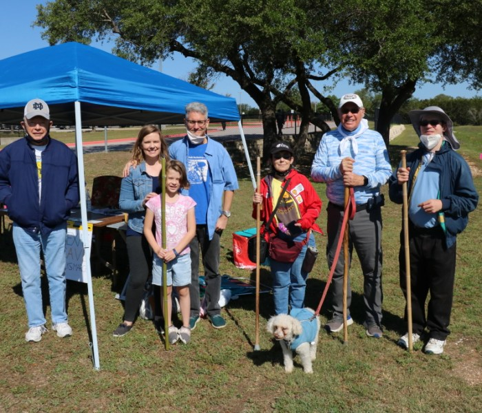 Photos from Texas Caves Walk on Apr 24th
