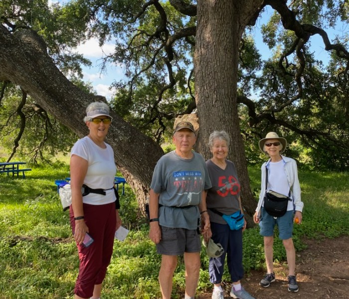 A Few Photos from the Violet Crown Walk on June 12th