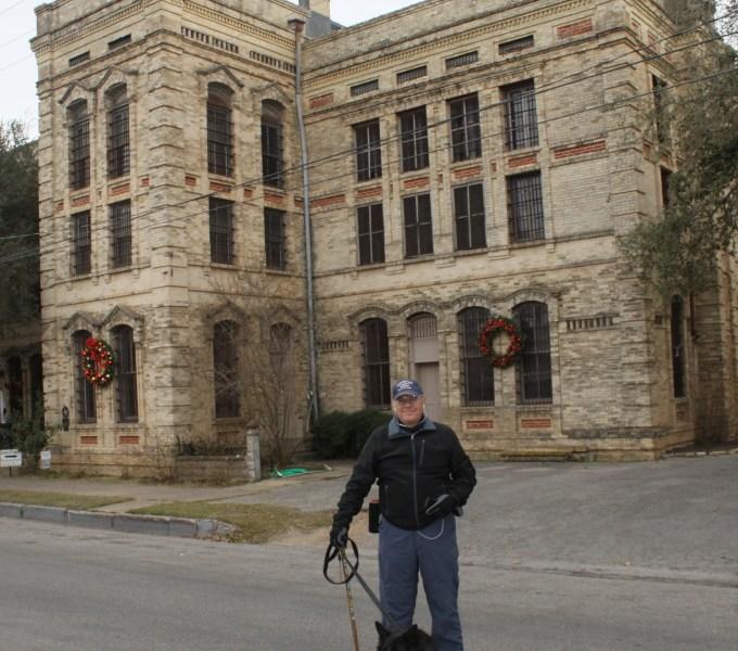 Historic Gonzales Walk on Sat, Sept 18