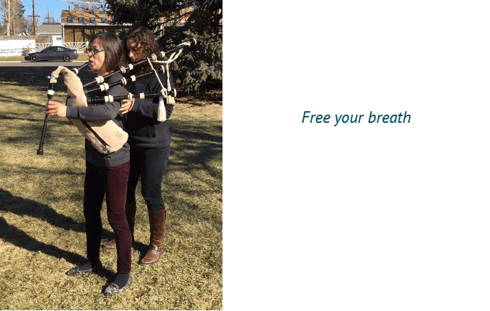 Free your breath