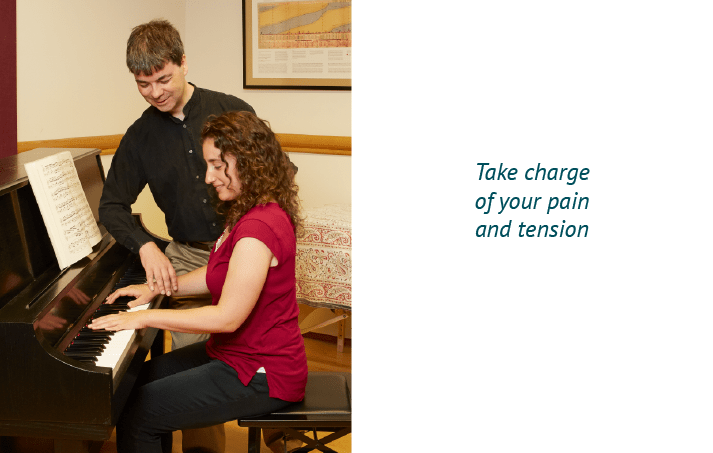 Take charge of your pain and tension
