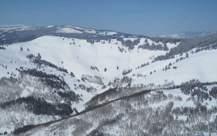 Chair 4 Cliffs Vail