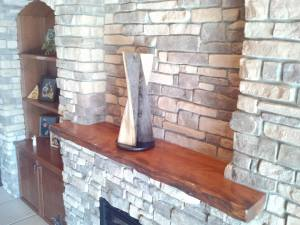 Colorado Wildfire Mantels