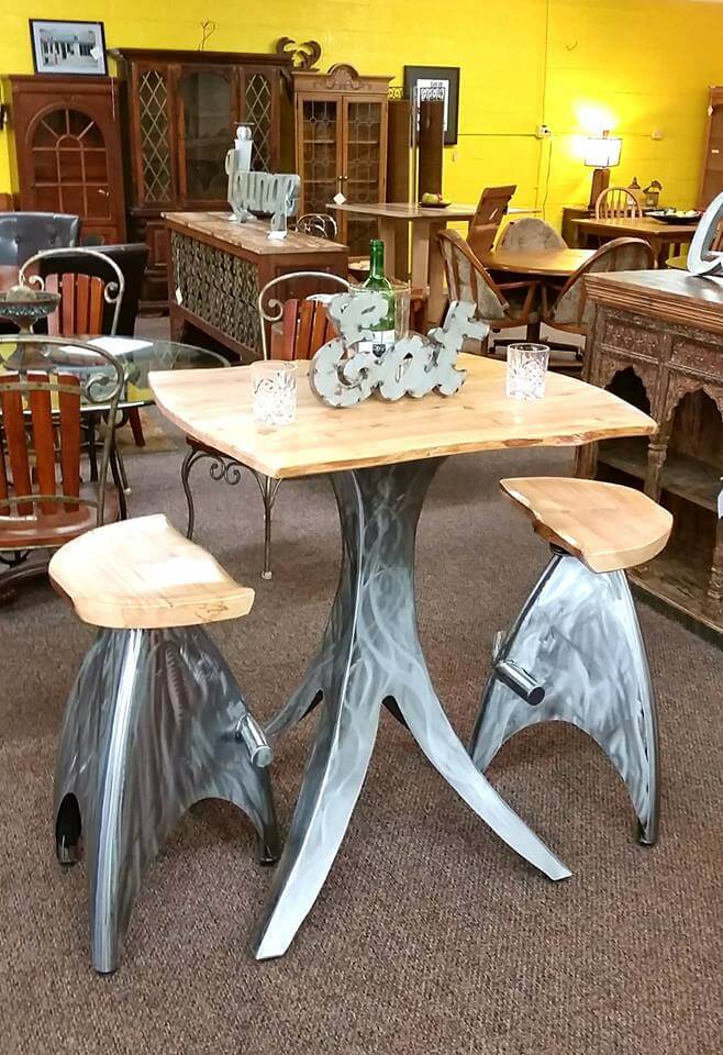Platte Furniture Helps Colorado Springs Artisans | Colorado Springs Sawmill