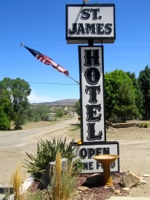 James Hotel Cimarron New Mexico
