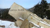 Rocky Mountain National Park Christmas Colorado