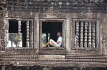 Cambodia Angkor Becky & Jason' World