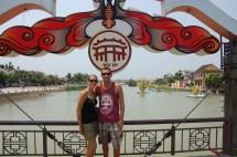Goooood Morning Vietnam Becky & Jason'