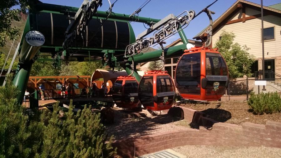 Iron Mountain Tramway