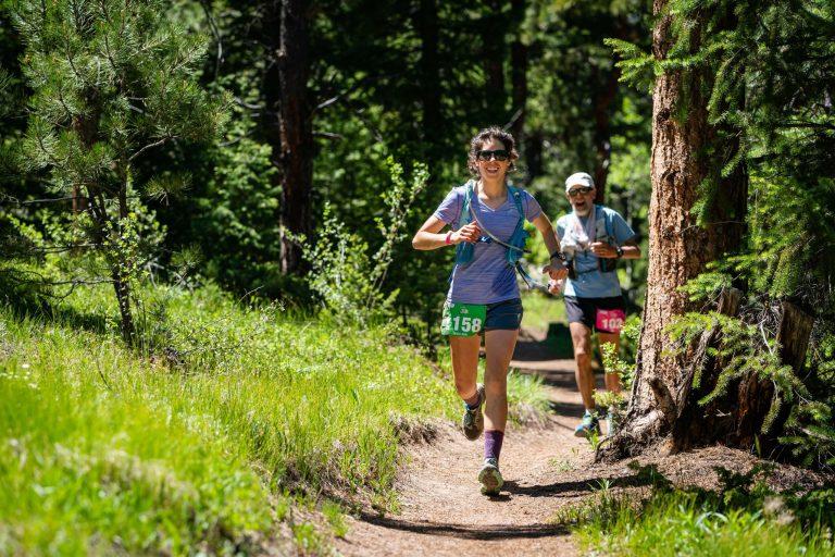 Trail Runner Racing in Colorado