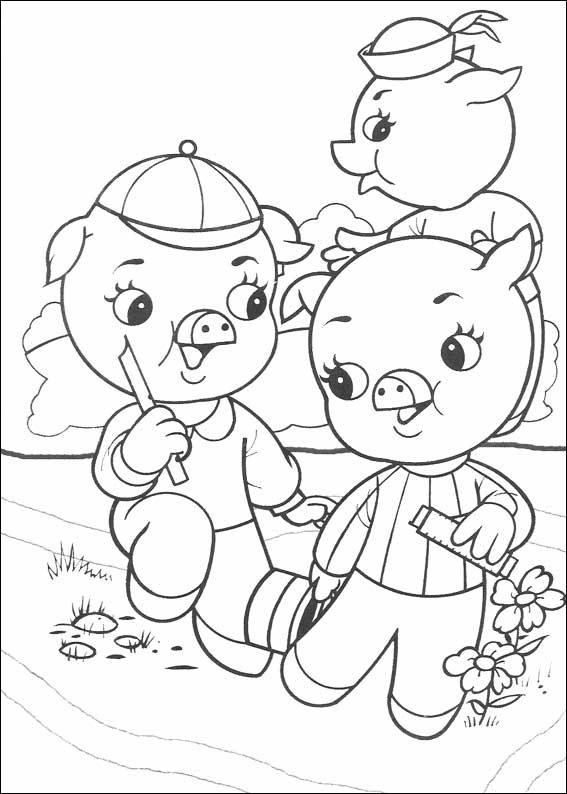 Ben And Holly Coloring Pages Coloring Page 2018