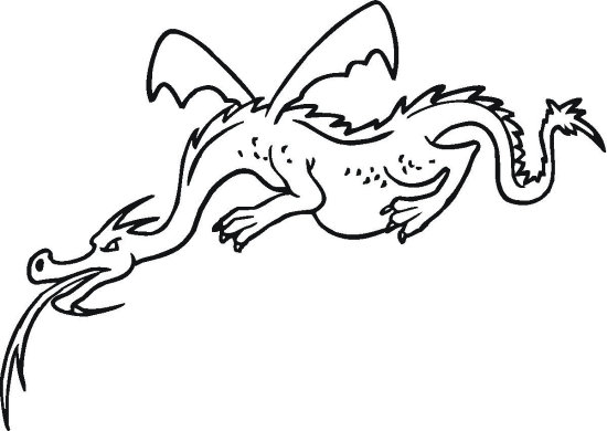 Puff The Magic Dragon Coloring Pages 72 Free Printable