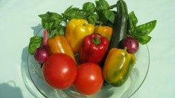 Maybrooke House—Veggie Plate