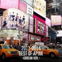 Apink - 2011-2014 Best of Apink ~Korean Ver.~