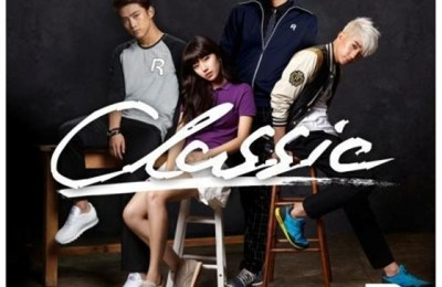 J.Y.Park (박진영), Taecyeon (택연), Wooyoung (우영) & Suzy (수지) – Classic
