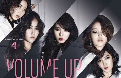 4Minute – Volume Up