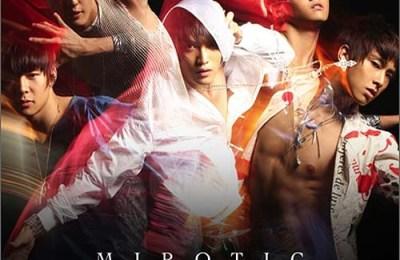 TVXQ! (동방신기) – 주문 – MIROTIC