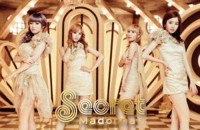SECRET – Madonna (Japanese Ver)
