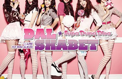 Dal★Shabet – Dal★Shabet (Feat. Bigtone)