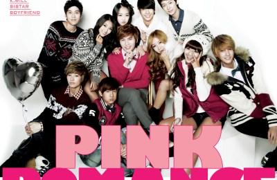 Starship Planet (K.Will, SISTAR, BOYFRIEND) – 핑크빛 로맨스 (Pink Romance)
