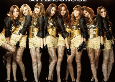 AFTERSCHOOL – Because of you (Japanese Ver.)