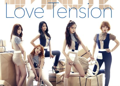 4Minute – Love Tension