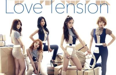 4Minute – Love Tension