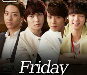 CNBLUE (씨엔불루) – Friday (T.G.I.Friday's Brand Song)