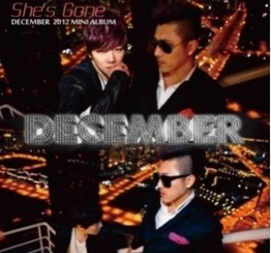 December (디셈버) – She's Gone