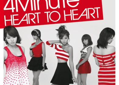4Minute (포미닛) – Heart to Heart (Japanese Ver.)