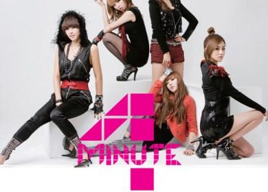 4Minute (포미닛) – Muzik (Japanese ver.)