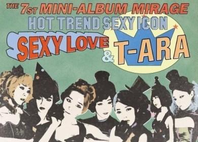 T-ARA – Sexy Love