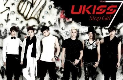 U-KISS (유키스) – Stop Girl
