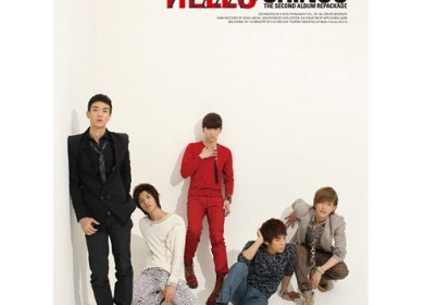 SHINee (샤이니) – Hello