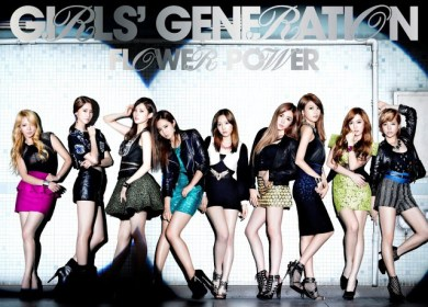 Girls' Generation (少女時代) –  FLOWER POWER