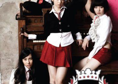 Wonder Girls (원더걸스) – A Sorry Heart (미안한 마음)