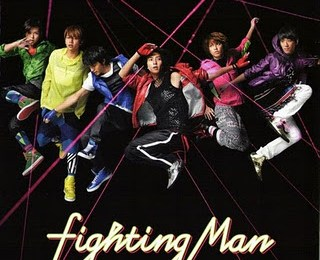 NEWS – Fighting Man (CC Lyrics)