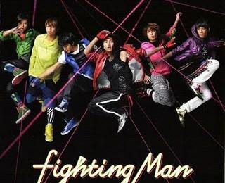 NEWS – Fighting Man (CC Lyrics)