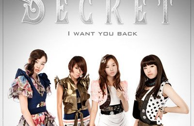 Secret – I want you back