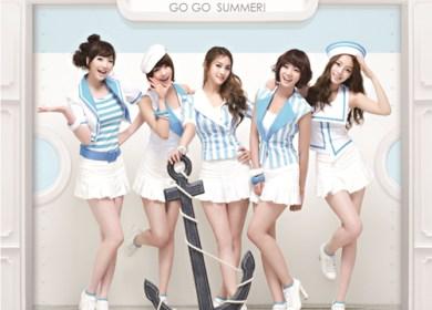 KARA (カラ) – GO GO SUMMER! (Go Go サマー!) (CC Lyrics)