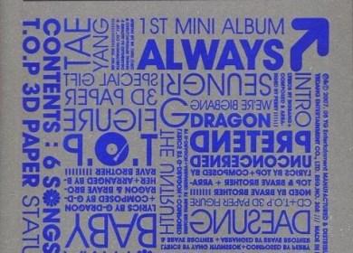 BIG BANG (빅뱅) – Always