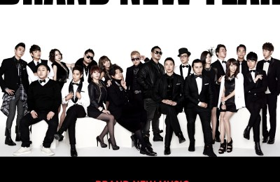 Brand New Project (Phantom, As One, Miss $, Verbal Jint, Swings, Bumkey, N-Sun (Sijin)) – Happy Brand New Year