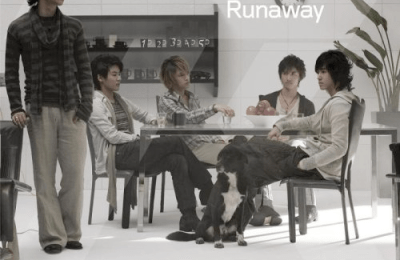 Tohoshinki (東方神起) – Runaway