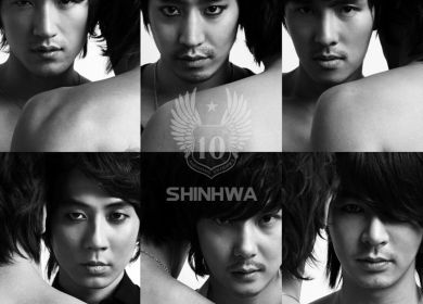 Shinhwa (신화) – So In Love