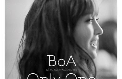 BoA (보아) – Hope (네모난 바퀴)