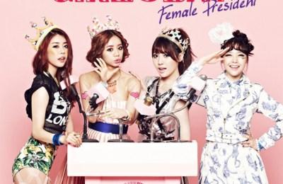 Girl's Day – Female President (여자 대통령)