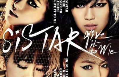 SISTAR – Up And Down (핑글핑글)