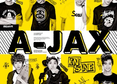 A-JAX – Thank Ya