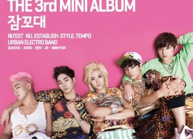 NU'EST – Pretty (예뻐) (feat. HELLOVENUS' YooAra)