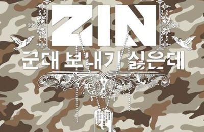 Z.I.N of D-Unit – Don't Want You To Enlist (군대 보내기 싫은데)